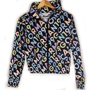 Gorman Summer 2019 Party like it's 1999 raincoat